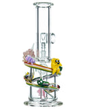 Empire Glassworks Land of Ooo Mini Water Pipe - Adventure Time Theme