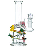 Empire Glassworks Land of Ooo Mini Water Pipe - Adventure Time Right View