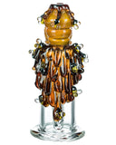 Empire Glassworks Mini Beehive Water Pipe - Rear View