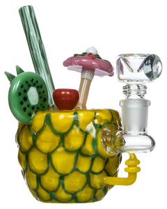 Empire Glassworks Pineapple Paradise Water Pipe