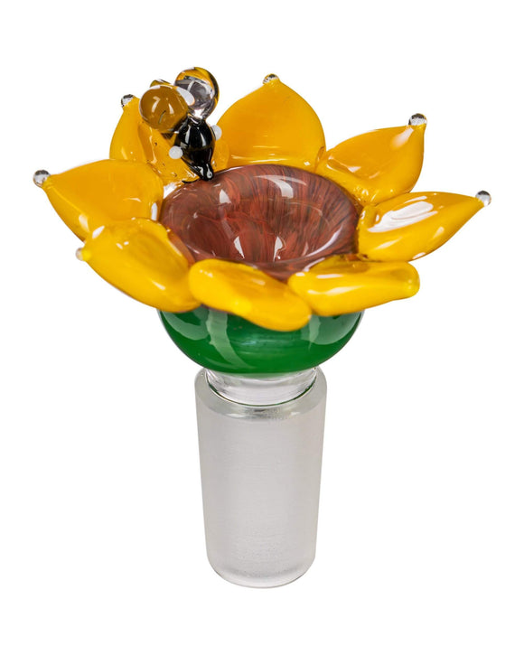 Sunflower Themed Bowl Piece