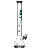 "Grav Labs 16"" Beaker Water Pipe with Removable Downstem - Right View"