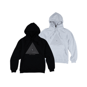 Higher Standards Hoodie - Concentric Triangle