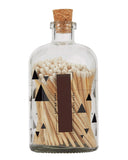 Higher Standards Large Match Bottle White