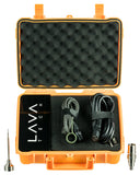 "LavaTech ""High Flyer"" Hard Case E-Nail Kit"