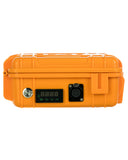 "Orange ""High Flyer"" Hard Case E-Nail Kit"