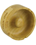 Round Bamboo Ashtray