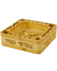 Square Bamboo Ashtray