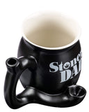 Roast & Toast Stoner Dad Pipe Mug