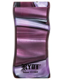 large acrylic taster box by RYOT, purple color