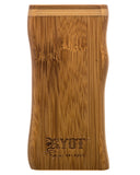 RYOT large wooden taster box bamboo
