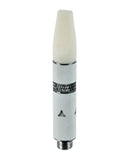 "The Kind Pen ""Slim"" Wax Atomizer - White Viewed Standing Upright"