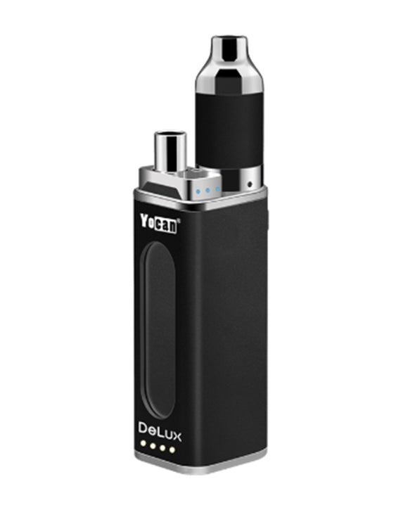Yocan DeLux Vaporizer - Profile View