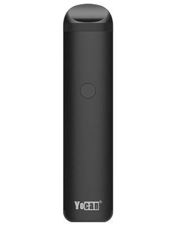 Yocan Evolve 2.0 Vaporizer - Black Front View