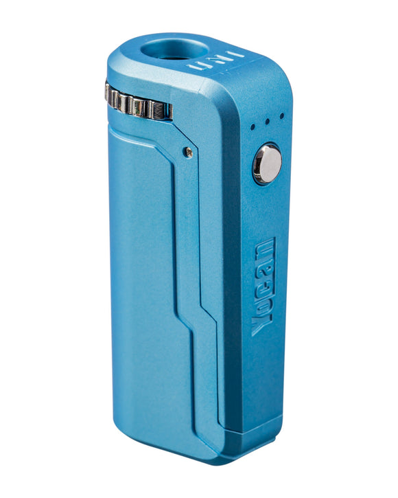 Yocan UNI Vaporizer - Blue Profile View