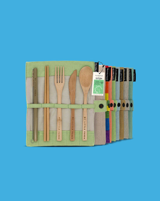 Bamboo Lunch Set