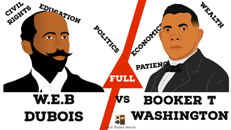WEB Dubois and Booker T Washington are still some of the most prominent thought leaders in the Black Community but they had very different views. This course will cover the main differences between Dubois and Booker T. - https://www.imifoundation.com/