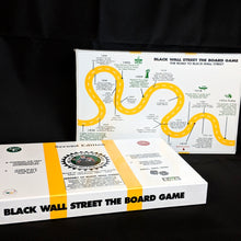 Load image into Gallery viewer, Black Wall Street The Board Game Second Edition