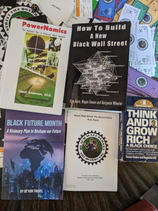 Pre-order Black Future Month Book (Signed)
