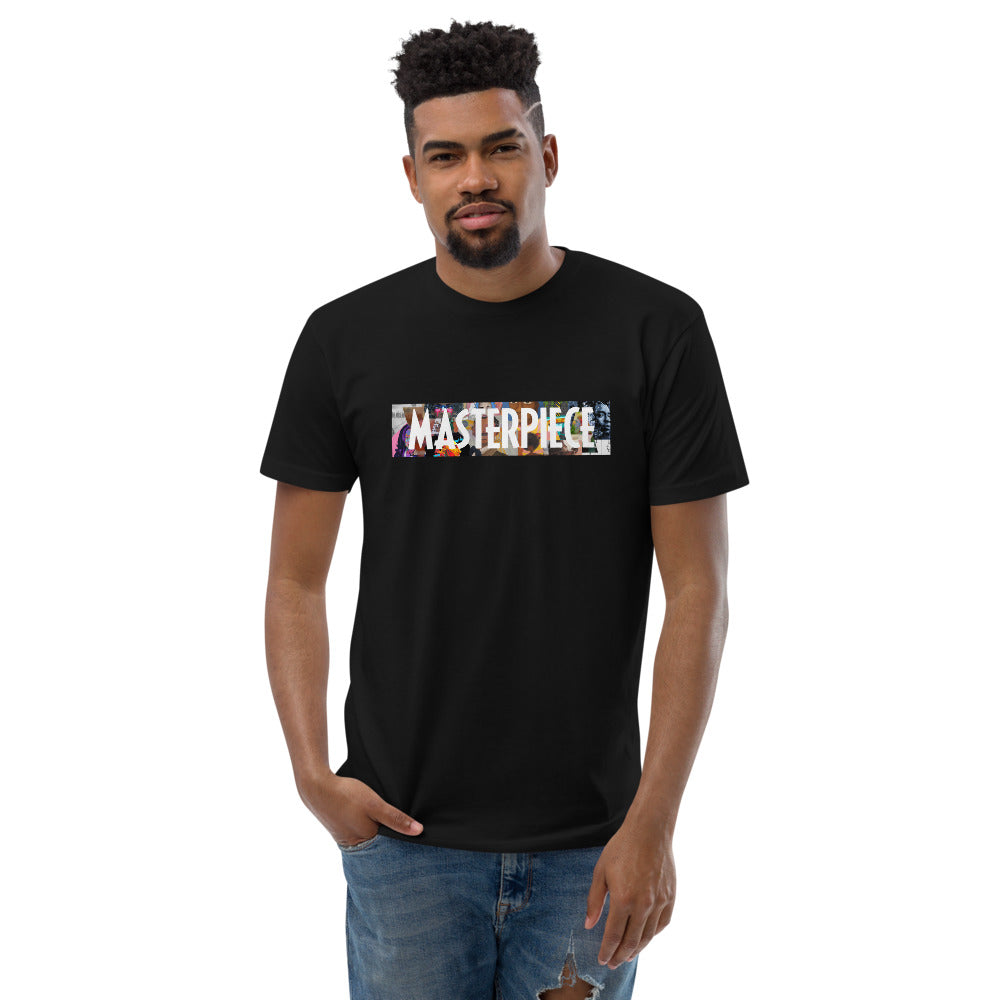 Masterpiece Centennial Collage Tee