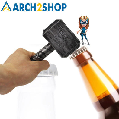 Beer Bottle Openers Hammer Shaped For Dinner Party Bar