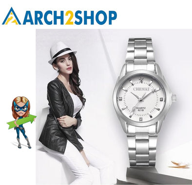 Rhinestone Fashion Watch Women Quartz Watch Women's Wrist watches