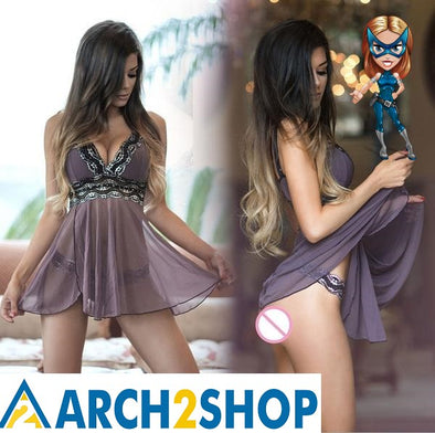 Sexy Clothes Erotic Underwear Women Baby doll Sexy Lingerie - arch2shop.com