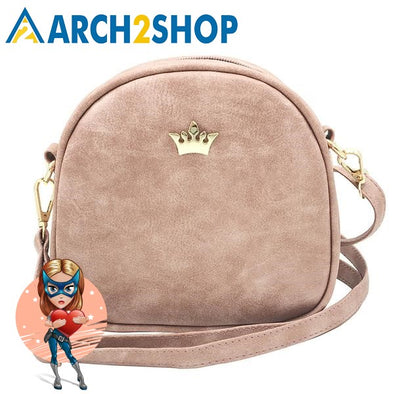 2018 Fashion Women Handbag Messenger Bags PU Leather Shoulder Bag - arch2shop.com