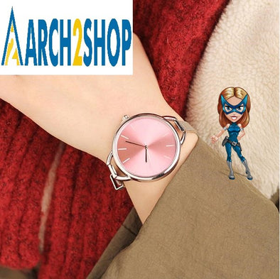 European Style Ladies Watches Casual - arch2shop.com