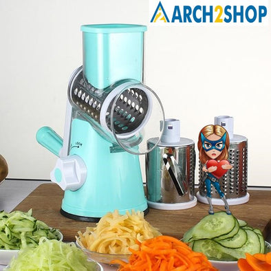 Manual Vegetable Cutter Slicer Kitchen Accessories - arch2shop.com