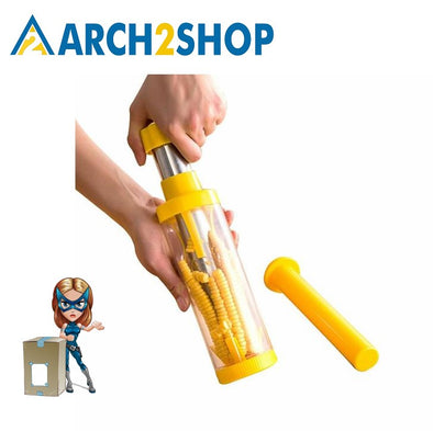 Corn Stripper Fruit Vegetable Tools Stainless Steel Corn Cob Remover - arch2shop.com