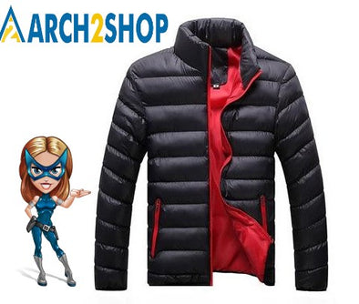 2018 Winter Men Jacket Casual Mens Jackets And Coats - arch2shop.com