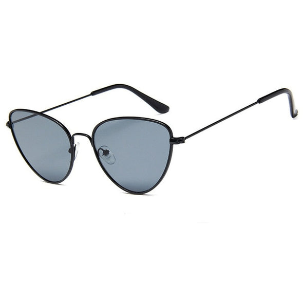 Vintage Sexy Ladies Cat Eye Sunglasses - arch2shop.com