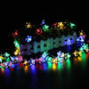 30 LED String Waterproof Solar Fairy Lights Solar light for Garden - arch2shop.com