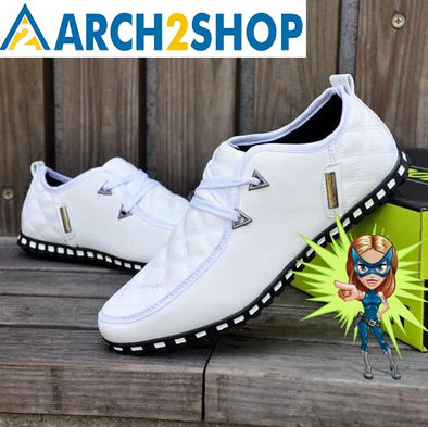 Men's Cotton Padded Shoes - arch2shop.com