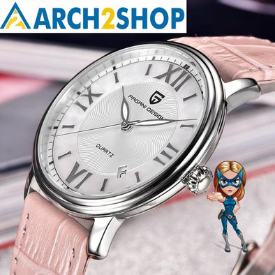 Fashion Casual Women Quartz Watch Automatic Date Lady Watch - arch2shop.com