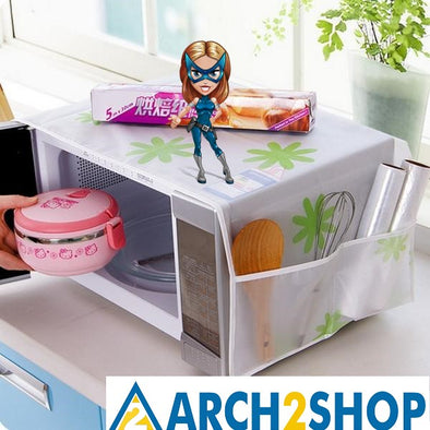 Microwave Oven Covers Kitchen Gadget - arch2shop.com