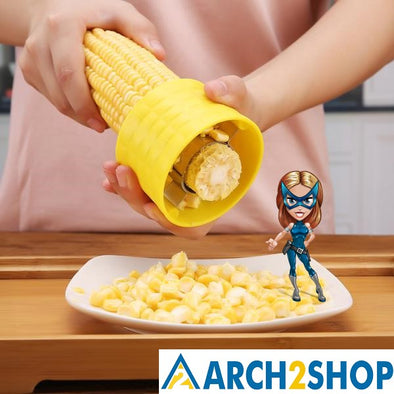 Corn Peelers Separator Vegetable Sheller Fruit Tool - arch2shop.com