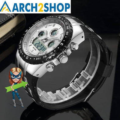 Men's Fashion Sports Watch - arch2shop.com