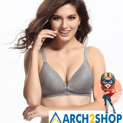 Breastfeeding cotton Maternity Nursing Bra sleep bras - arch2shop.com