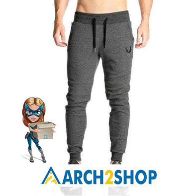2018 Cotton Men Full Sportswear Pants - arch2shop.com