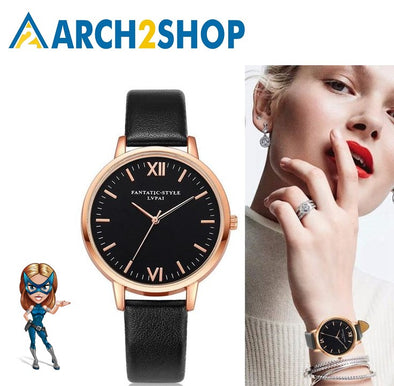 Watch Luxury Classic Wrist Watch Fashion Casual Simple Quartz Wristwatch