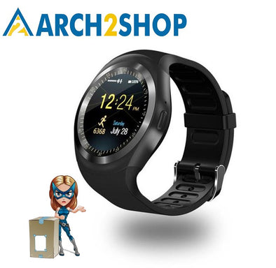 Smart Watch Android Display Sports Pedometer