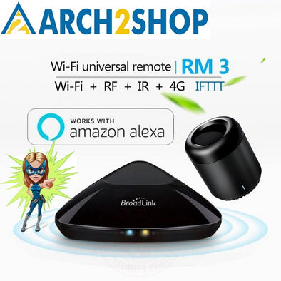 Smart Home Automation WIFI+IR+RF+4G Universal Controller iOS Android