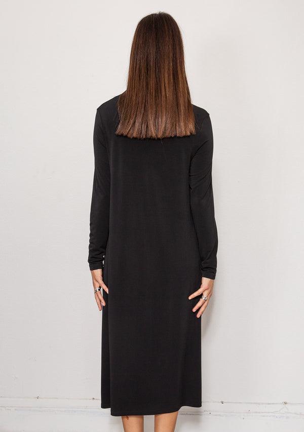 LONG SLEEVE JENNIFER DRESS