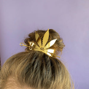 Weed Queen Crown