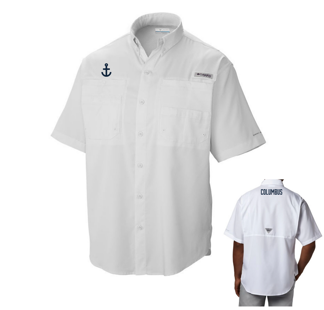 Columbia PFG Anchor Tamiami Shirt