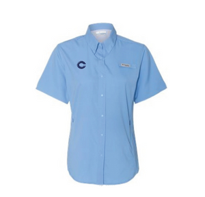 Columbia Tamiami Short Sleeve (Blue)
