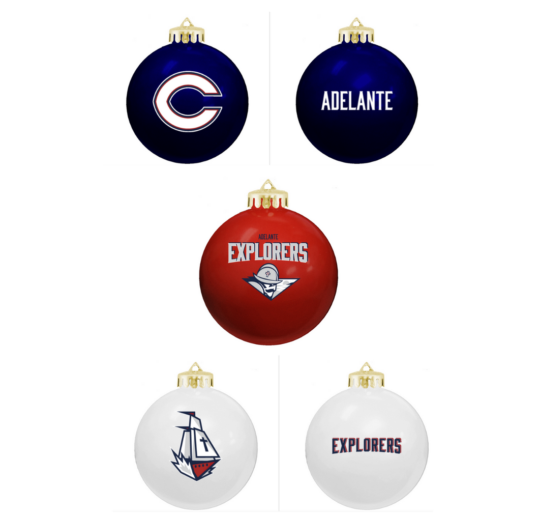 Christmas Ornaments (3-Pack)