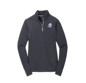 "Qtr Zip Ladies Pullover ""Mr. Explorer"""